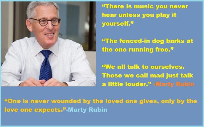 Marty Rubin images
