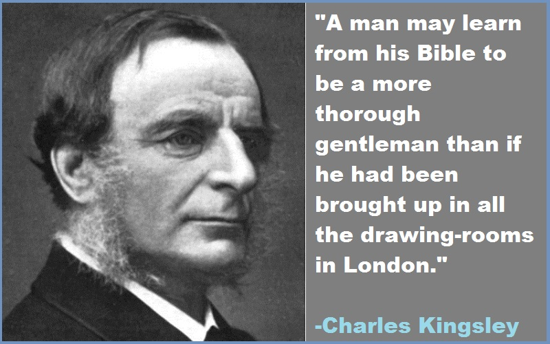 Quotes by Charles Kingsley