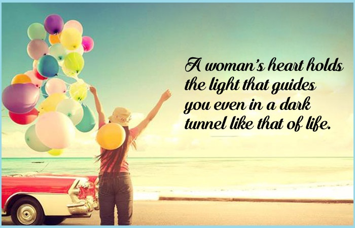 Quotes for International Women's Day