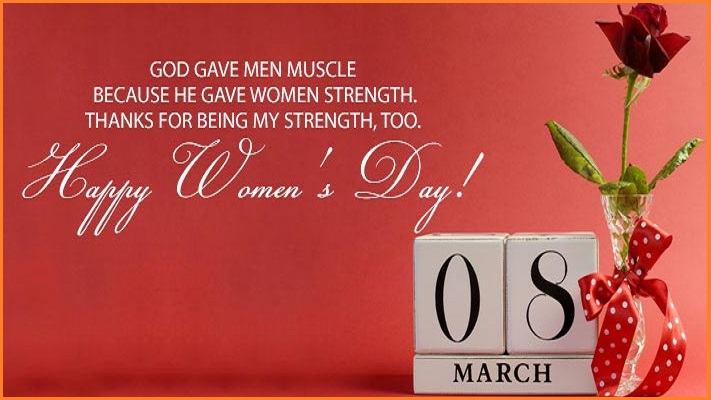 Quotes for International Women's Day 1