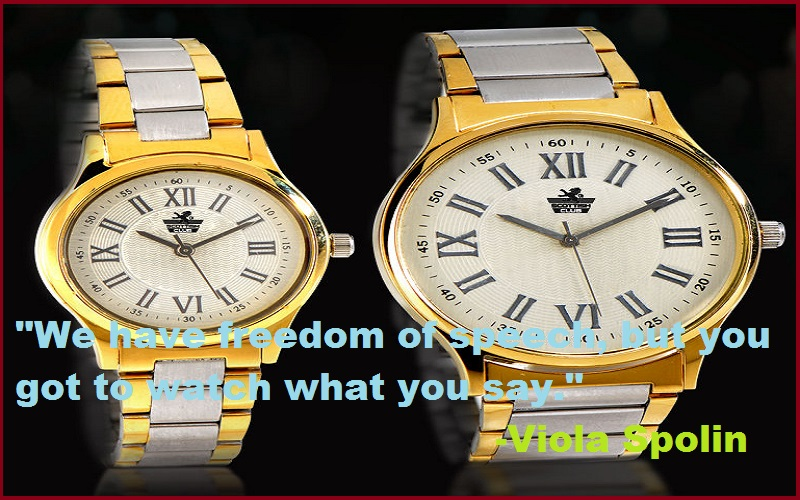 Watch Quotes And Sayings