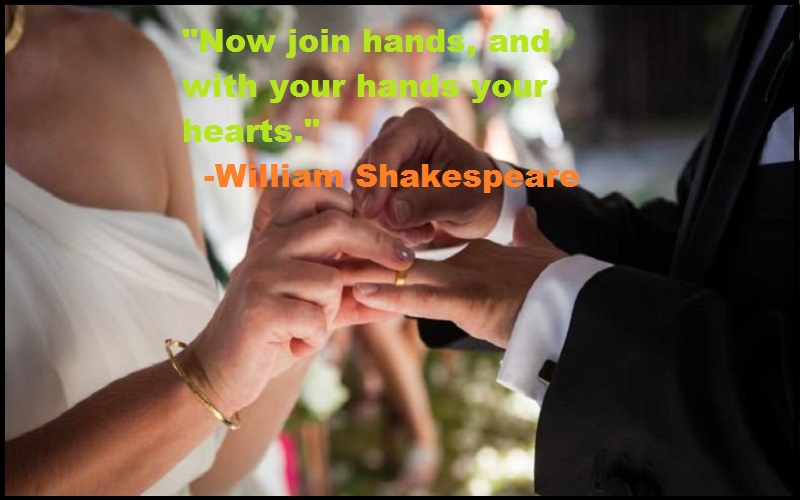 Weddings Quotes and Sayings
