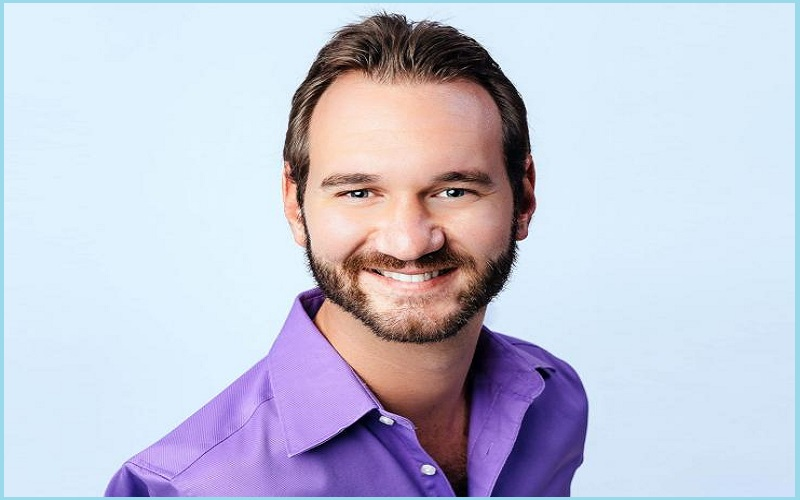 You are currently viewing Motivational Nick Vujicic Quotes And Sayings
