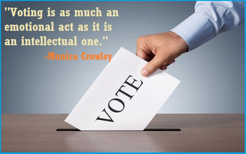 VOTING QUOTES & SAYINGS