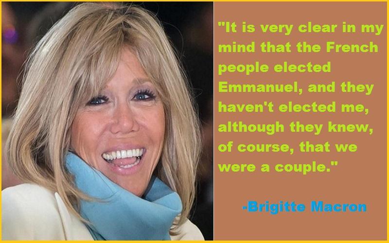 Brigitte Macron Quotes