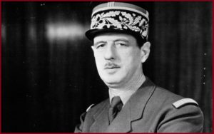 Motivational Charles de Gaulle Quotes