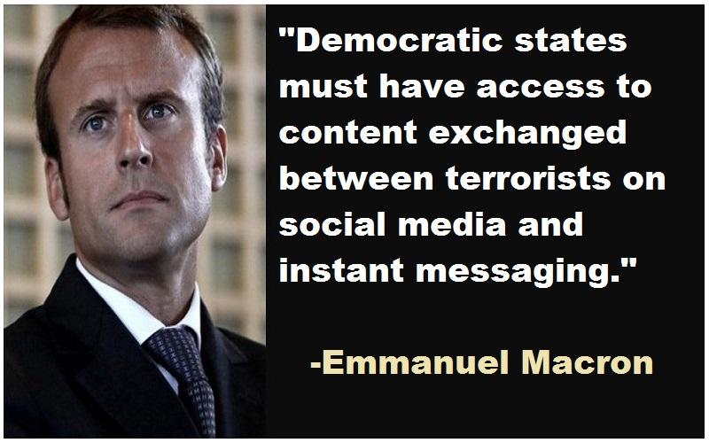Emmanuel Macron quotes
