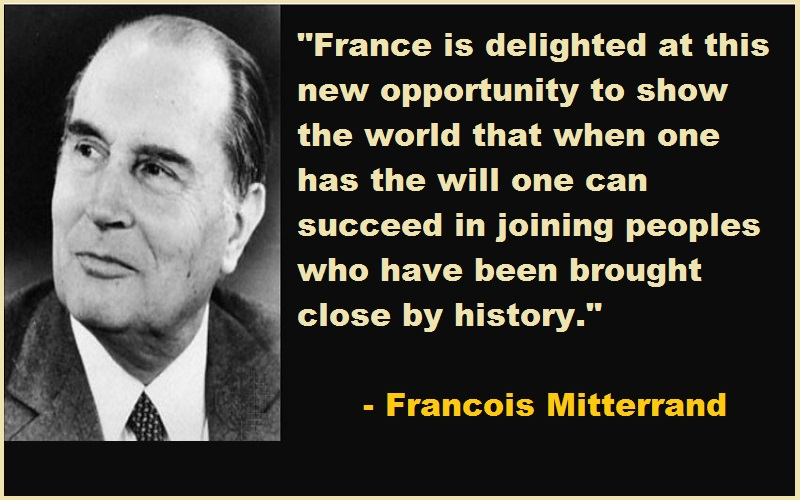 Francois Mitterrand Quotes