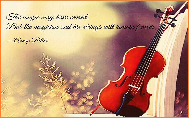 Inspirational Violin Quotes & Sayings