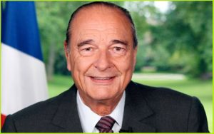 Motivational Jacques Chirac Quotes