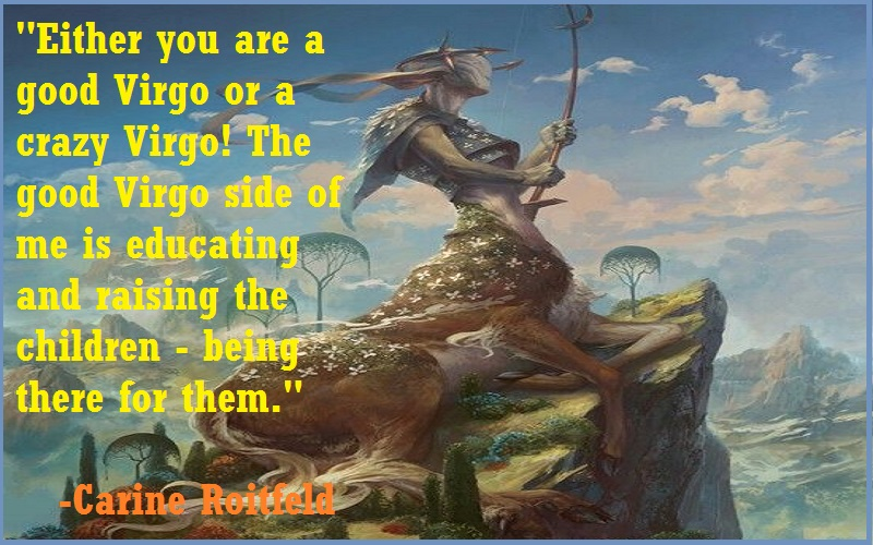 Motivational Virgo Quotes & Sayings