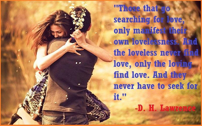 Motivational Wanting Love Quotes