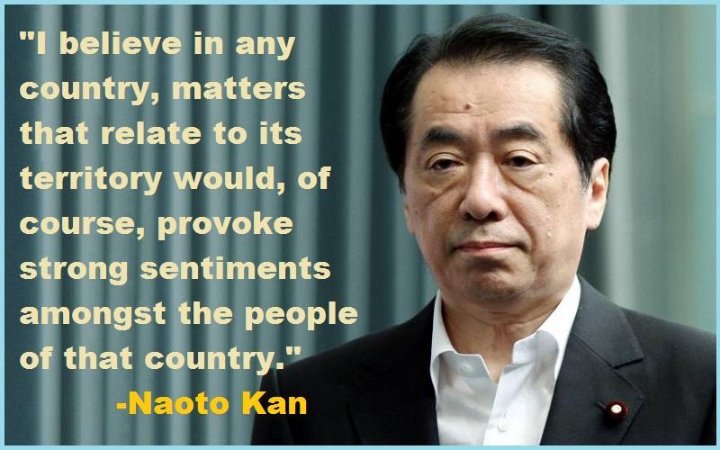 Naoto Kan Quotes