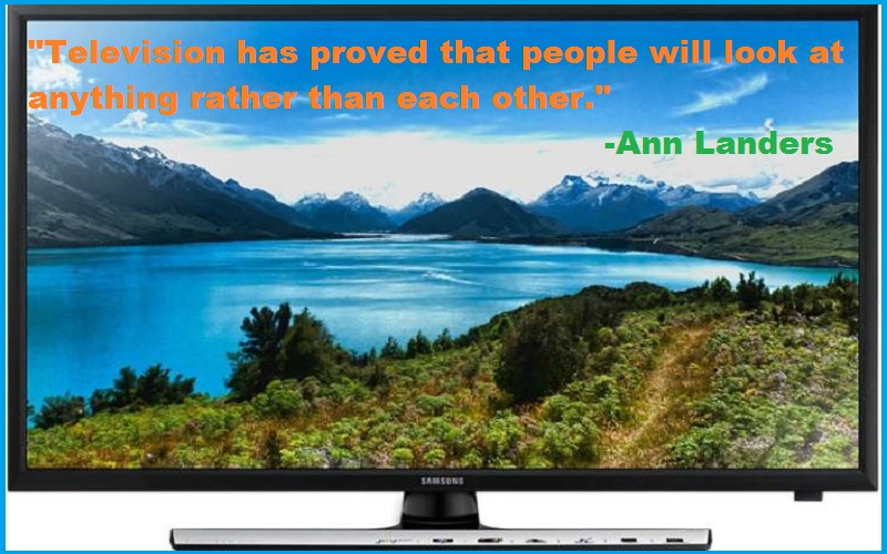 Tv Quotes & Sayings