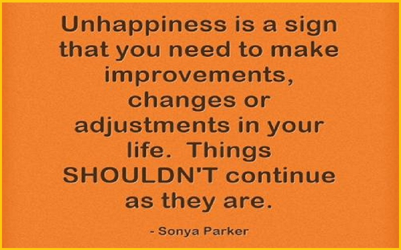 Unhappiness Quotes