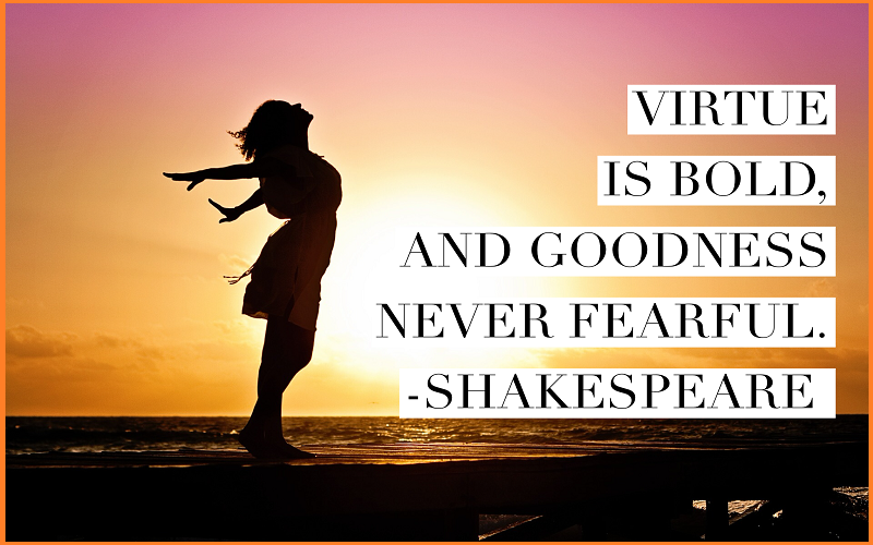 Virtue Quotes & Sayings