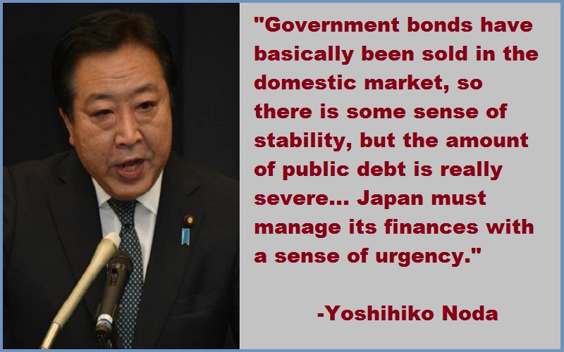 Yoshihiko Noda Quotes