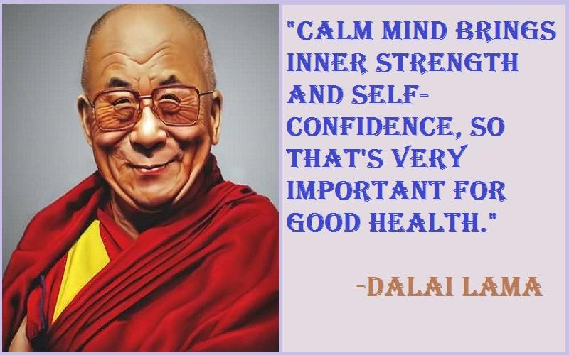 Dalai Lama The Mind Quotes