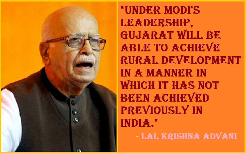 Inspirational Lal Krishna Advani Quotes