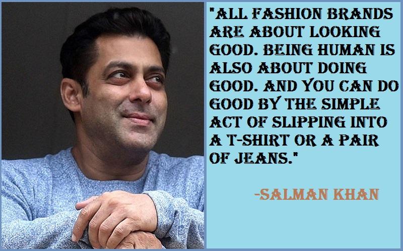 Inspirational Salman Khan Quotes