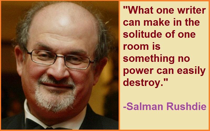 Salman Rushdie Quotes