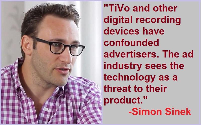 Simon Sinek AD Quotes