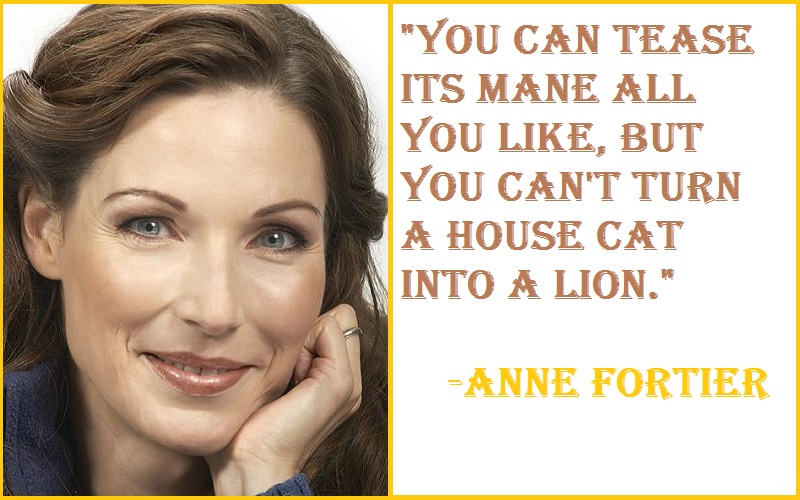 Anne Fortier Tease Quotes