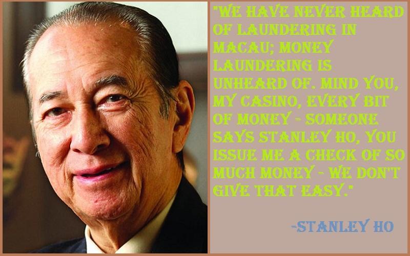 Inspirational Money Laundering Quotes