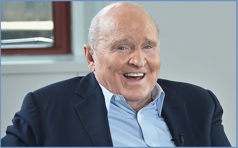 Motivational Jack Welch Quotes & Sayings