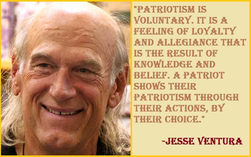 Inspirational Patriotism Quotes & Sayings