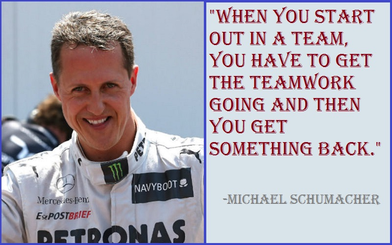 Inspirational Team Success Quotes And Sayings