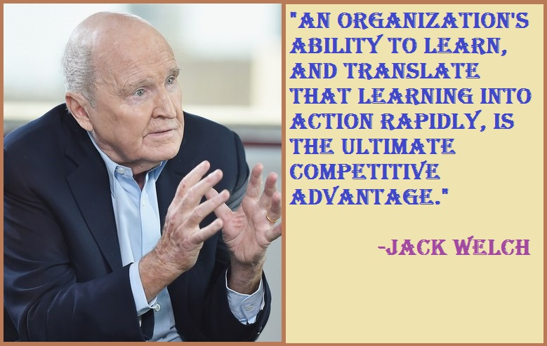 Motivational Jack WelchQuotes & Sayings