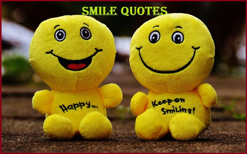 Motivational Smile Quotes