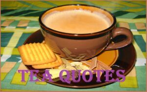 Read more about the article Motivational Tea Quotes And Sayings