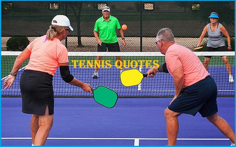 Read more about the article Motivational Tennis Quotes And Sayings