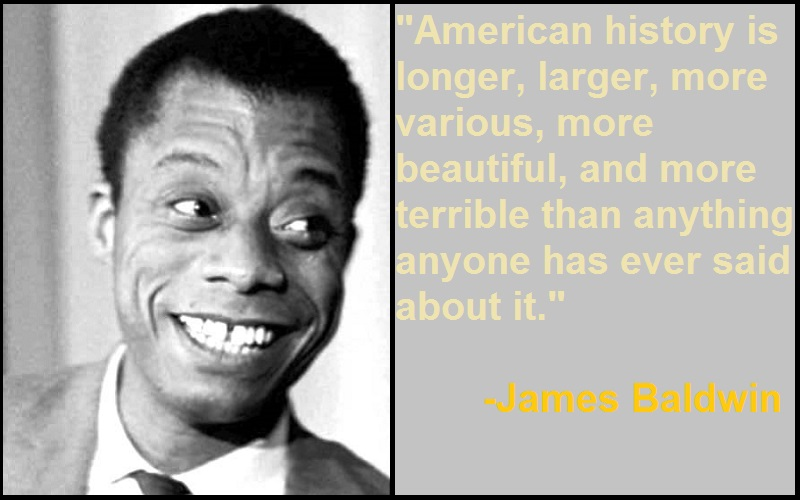 James Baldwin Quotes on Life and Literature
