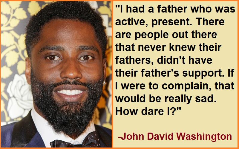 John David Washington Quotes