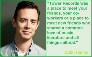 Colin Hanks Quotes:- Colin Hanks is an American actor and director. He is known for starring in films such as Orange County, King Kong, The House Bunny, The Great Buck Howard,