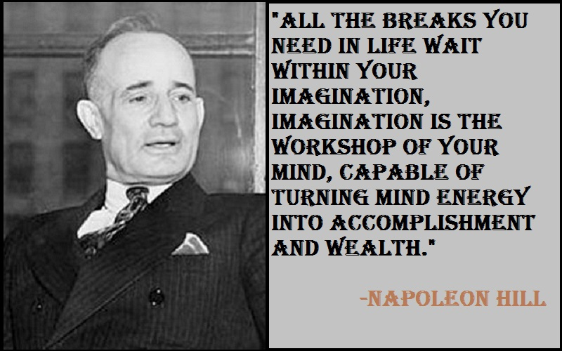 Inspirational Napoleon Hill Quotes