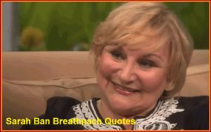 Motivational Sarah Ban Breathnach Quotes