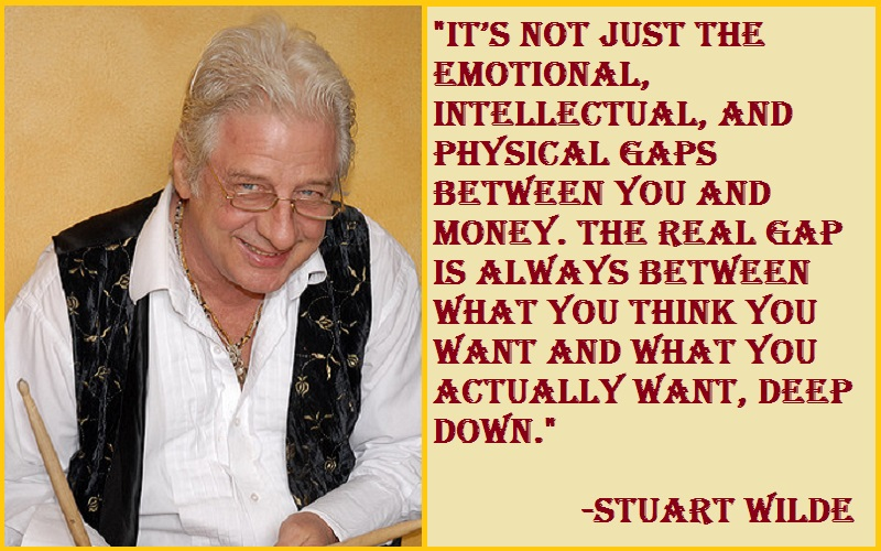 Motivational Stuart Wilde Quotes And Sayings