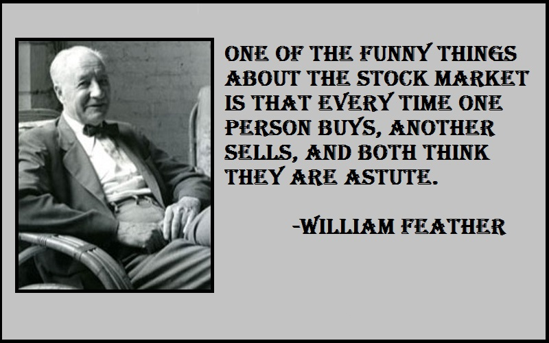 Inspirational William Feather Quotes