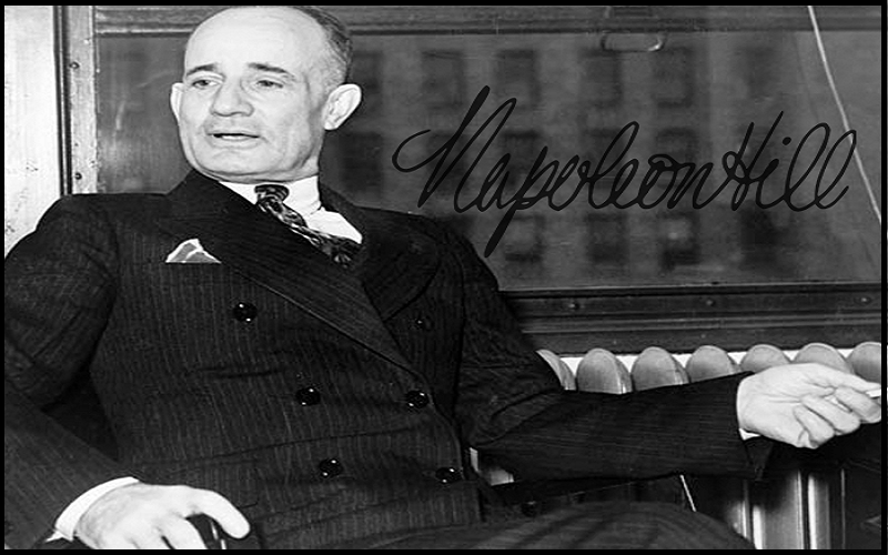 Motivational Napoleon Hill Quotes And Sayings