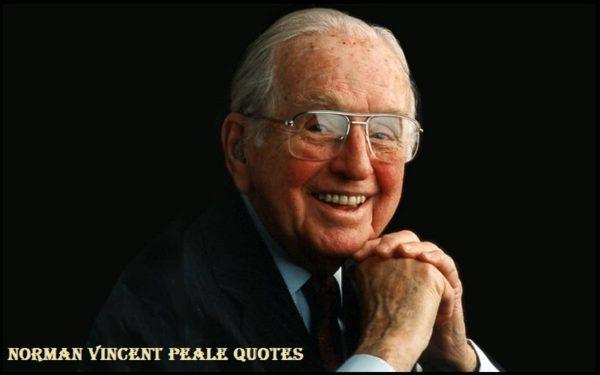 Motivational Norman Vincent Peale Quotes