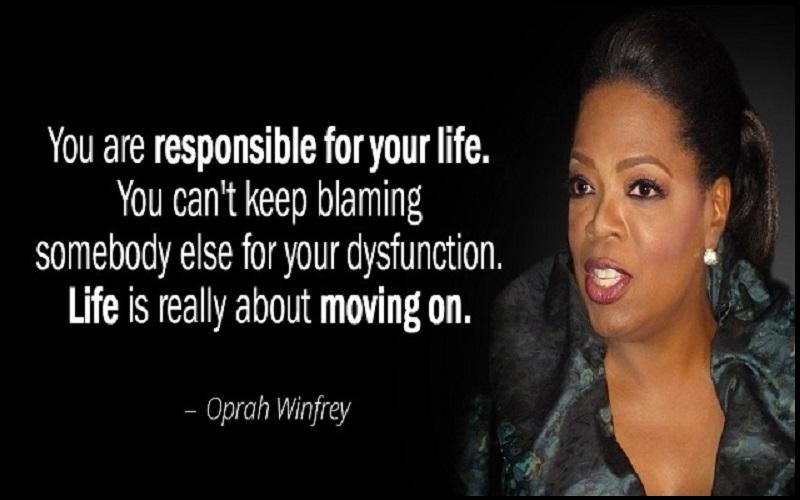 Empowering Quotes on Oprah Winfrey