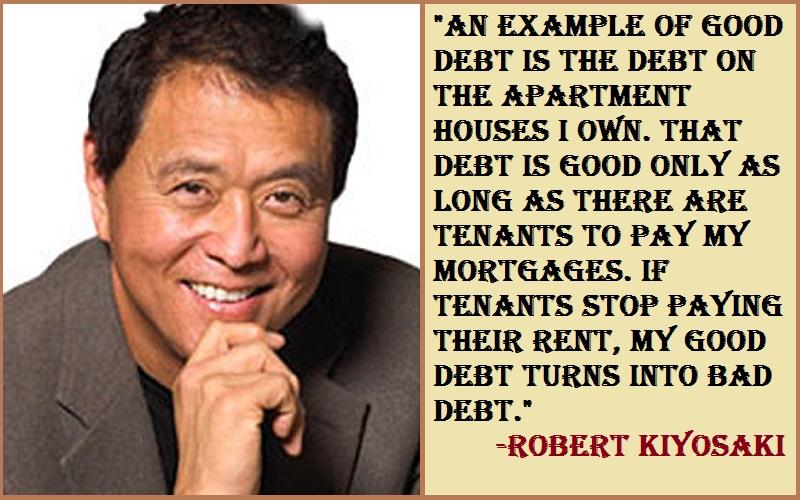 Inspirational Robert Kiyosaki Quotes