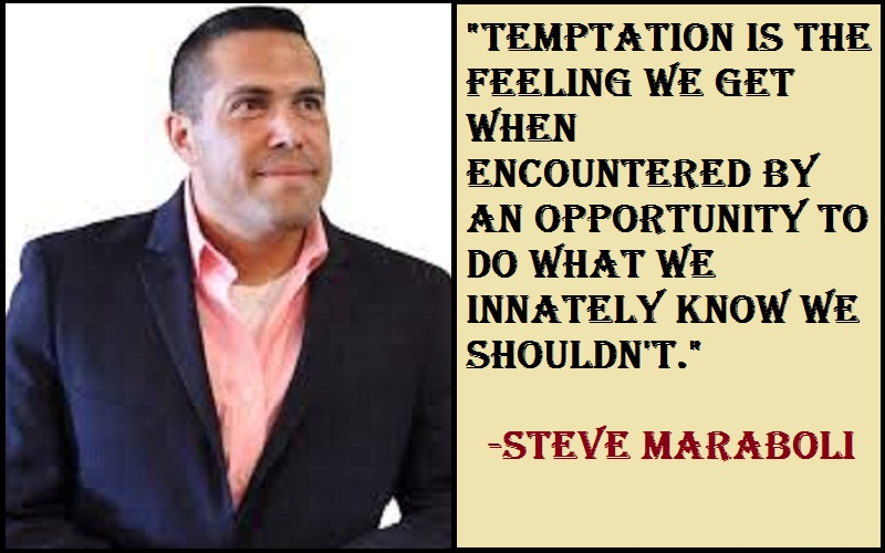 Inspirational Temptation Quotes And Sayings