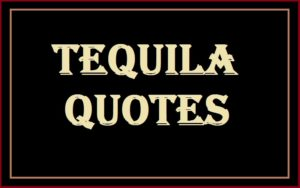 Motivational Tequila Quotes And Sayings