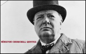 Motivational Winston Churchill Quotes
