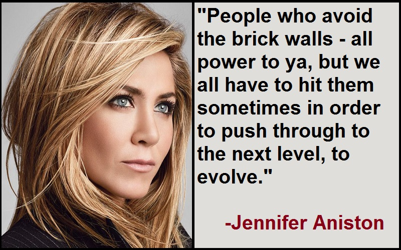 Inspirational Jennifer Aniston Quotes